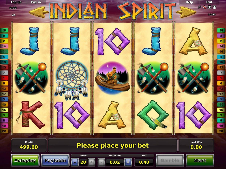 Игровые автоматы indiand spirit истории людей играющих в игровые аппараты
