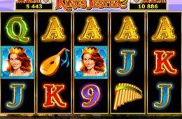 Caça-níqueis de cassino online King's Jester