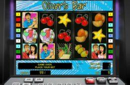 Caça-níqueis de cassino grátis Oliver's Bar de entretenimento