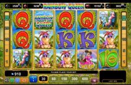 Jogue o caça-níqueis de cassino grátis Rainbow Queen