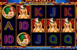 Caça-níqueis de cassino online grátis Showgirls para diversão