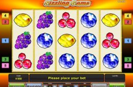 Caça-níqueis online Sizzling Gems