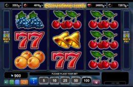 Jogue o jogo caça-níqueis grátis de cassino Supreme Hot