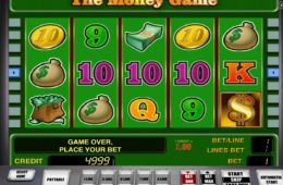 Free slot machine The Money Game online