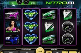 Caça-níqueis de cassino online grátis Nitro 81