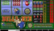 Caça-níqueis de cassino online Bulls Eye