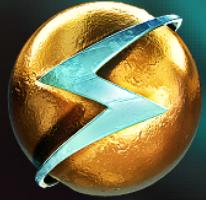 Símbolo bônus do jogo caça-níqueis online  Cosmic Fortune