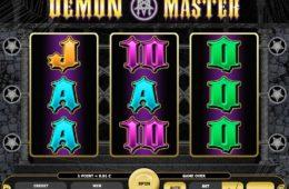 O Caça-níqueis online grátis Demon Master