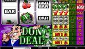Caça-níqueis de cassino online grátis Don Deal