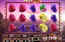 Jogue o jogo caça-níqueis de cassino Fruit Zen