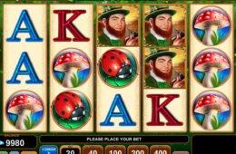Imagem do caça-níqueis online Game of Luck