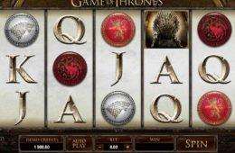 Jogue o caça-níqueis Game of Thrones - 243 modos