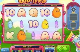 Jogue o caça-níqueis de cassino online Glutters