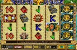 Jogo caça-níqueis online grátis Golden Jaguar