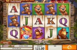 Jogue online o Goldilocks and the Wild Bears