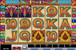 Caça-níqueis online grátis Isis