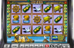 Jogue o jogo caça-níqueis de cassino grátis Island
