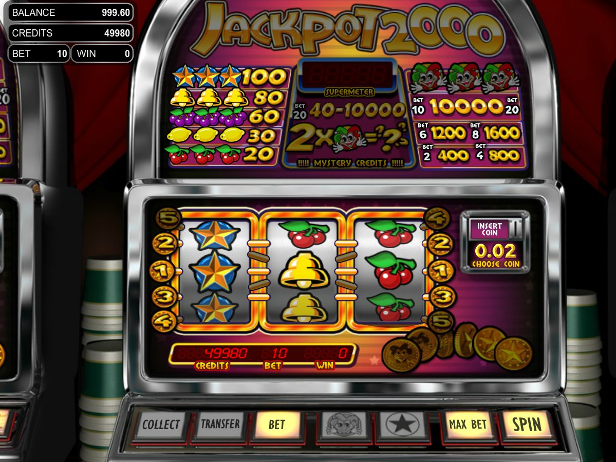 Slot machine gioco online gratis
