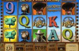Jogue o caça-níqueis de cassino grátis Jackpot Rango sem depósito