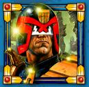 Símbolo curinga- Judge Dredd
