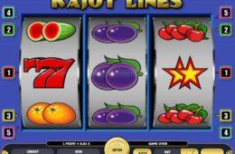 Caça-níqueis de cassino online grátis Kajot Lines