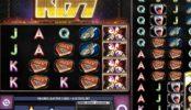 Jogue o caça-níqueis grátis Kiss sem download