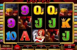 Caça-níqueis online grátis Lady in Red