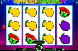 Imagem do caça-níqueis de cassino online Magic Fruits 4