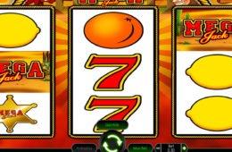 Imagem do jogo caça-níqueis online Mega Jack gratuito