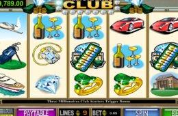 Imagem do jogo online Millionaires Club II