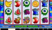Jogue o caça-niqueis online grátis Monster Mania
