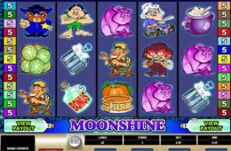 Caça-níqueis online grátis Moonshine