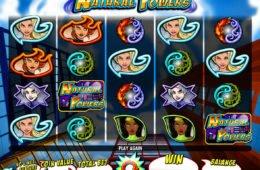 Imagem do jogo de cassino online Natural Powers