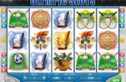 Caça-níqueis online Olympic Slots sem depósito