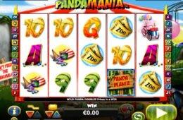 Jogue o jogo caça-níqueis grátis Pandamania sem depósito