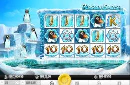Jogue o caça-níqueis de cassino grátis Penguin Splash