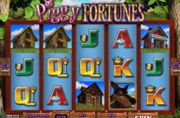 Caça-níqueis de cassino online grátis Piggy Fortunes