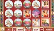 Imagem do jogo caça-níqueis de cassino online Pin Up Girls