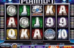 Jogue o caça-níqueis online grátis Pure Platinum