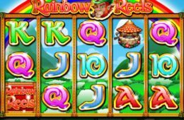 Caça-níqueis online Rainbow Reels sem depósito