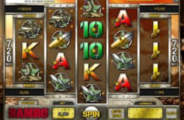 Jogo caça-níqueis online grátis Rambo sem depósito