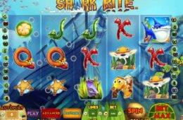 Jogue o caça-níqueis de cassino online grátis Shark Bite