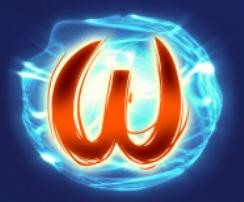 Símbolo especial do jogo de cassino online Sparks