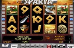 Jogue o caça-níqueis de cassino grátis Sparta sem depósito