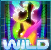 Símbolo curinga do jogo caça-níqueis online