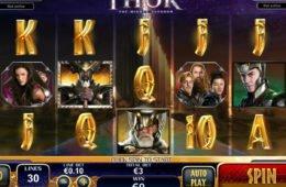 Jogo caça-níqueis online Thor sem depósito e sem registro