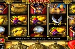 Jogue o caça-níqueis grátis online Three Wishes