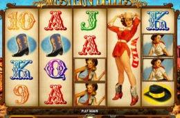 Jogue o caça-níqueis grátis online Western Belles para diversão
