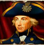 Caça-níqueis online Admiral Nelson –símbolo curinga
