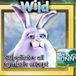 Símbolo curinga - Big Buck Bunny